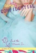 Camp Confidential Ser.: And the Winner Is... 18 by Melissa J. Morgan (2007,...