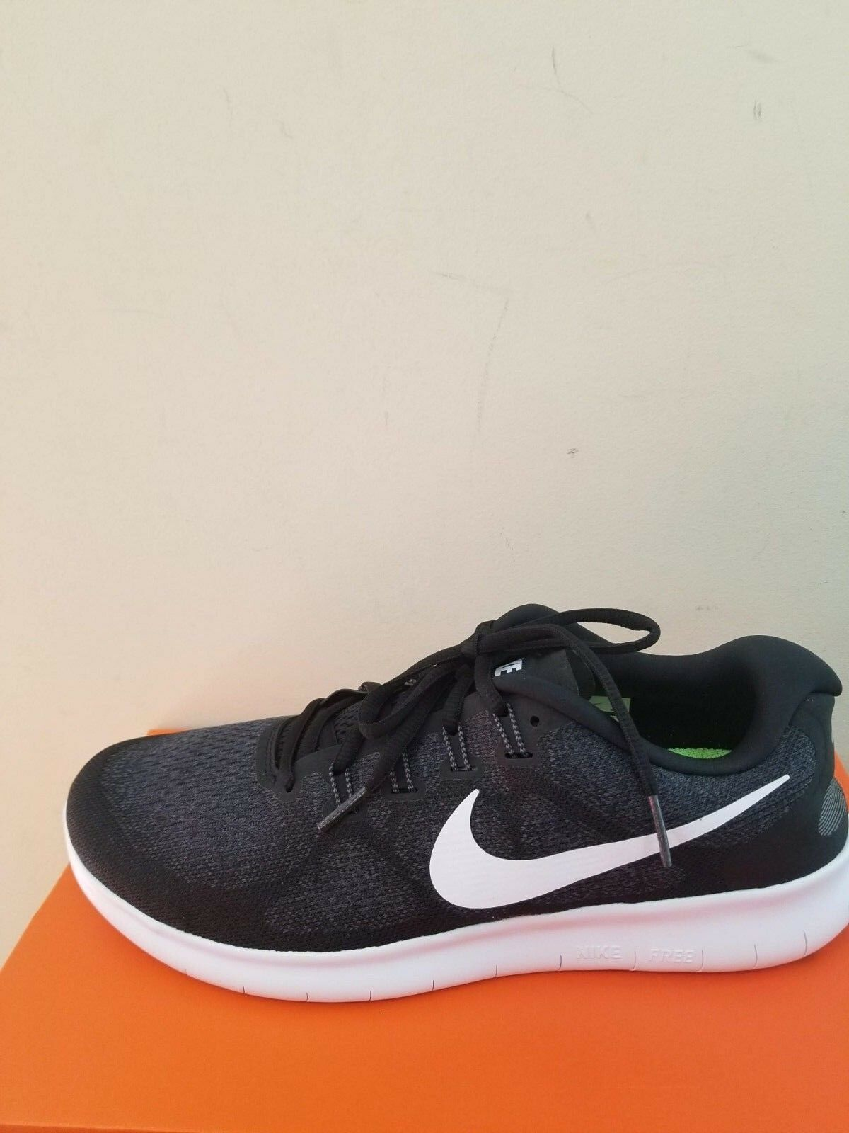 Nike Para hombres Free RN 2017 Calzado para Correr Talla 13 Nuevo En Caja