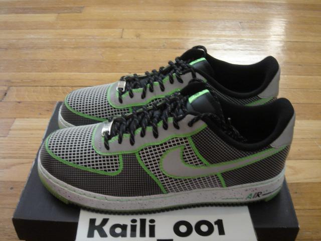 Nike Air Force 1 Low Supreme Linen I/O DB Slam Jam Linen Supreme Taiwan 3m FRC 1 DOERNBECHER B 57035a