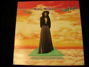 Maria-Muldaur-self-titled-1st-pressing-Gate-Fold-LP-Reprise-MS-2148-1975-VG