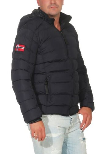 Norway Geographical Balance Giacca Giacca trapuntata da invernale Outdoor uomo Giacca trapuntata gAqdA