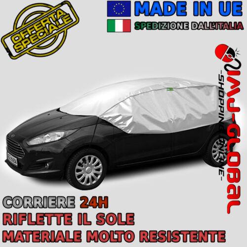Telo Copriauto Copri Auto Anti SOLE Riflettente per CITROEN AX C1 C2 Saxo