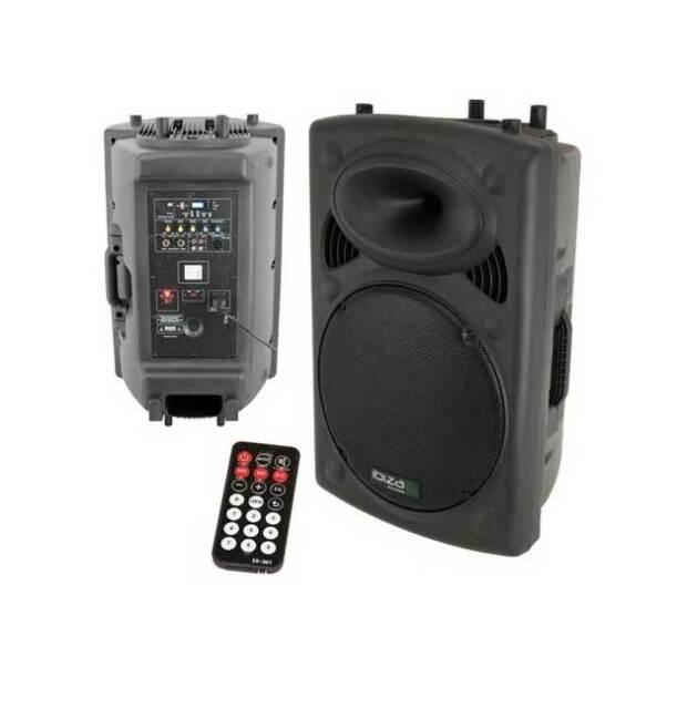 Altavoces Active SLK12A-BT 500W Bluetooth USB - MP3 Ibiza
