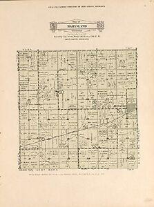 Details about 1931 Atlas SWIFT COUNTY plat maps MINNESOTA GENEALOGY history  Land DVD P160