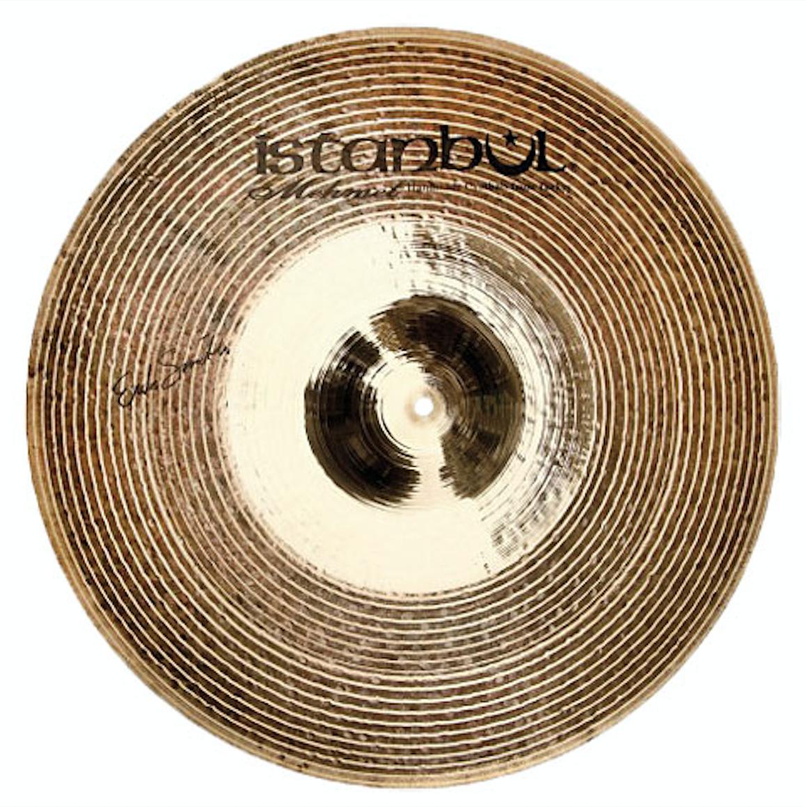 Istanbul Mehmet Cymbals · Erik Smith Versa 22  Ride Cymbal (2620g) w  DEMO VIDEO
