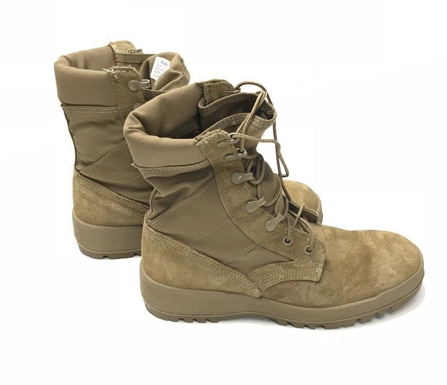 US Army Fight Vehicle Crewman Scorpion Stiefel AR670 coyote Outdoor Stiefel Stiefel Scorpion 6.5 39 1f7967