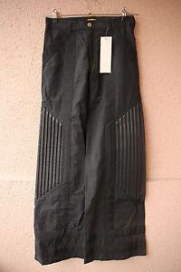 Defence-Pants-Ripp-black-Hose-von-Sektor-1-Groesse-26-Gothic-Cyber-Techno