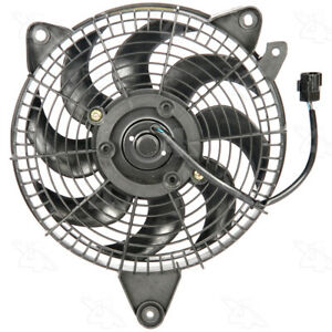 A//C Condenser Fan Assembly 4 Seasons 75411
