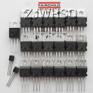 21-value-Positive-amp-Negative-TO-220-TO-92-Voltage-Regulator-IC-Assorted-Kit-Set