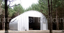 Durospan Steel 20x50x14 Metal Building Garage Kit Home Workshop Factory Direct