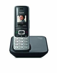 Gigaset-S850-Telephone-Bluetooth-et-Micro-USB-pour-Sync-les-Donnees-avec-le-PC