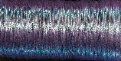 Black Opal by the spool or 15 yard card Benton /& Johnson 371 couching thread