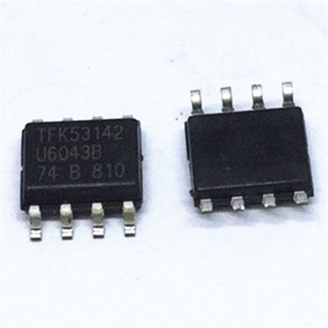 3PCS U6043B SOP-8 FLASHER IC WITH 19-M SHUNT