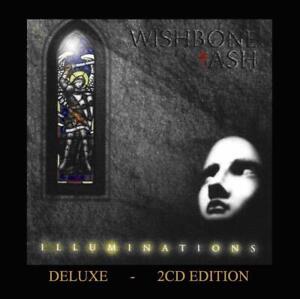 Wishbone Ash Illuminations (2014) Edition Deluxe 21-track 2-CD Album New /