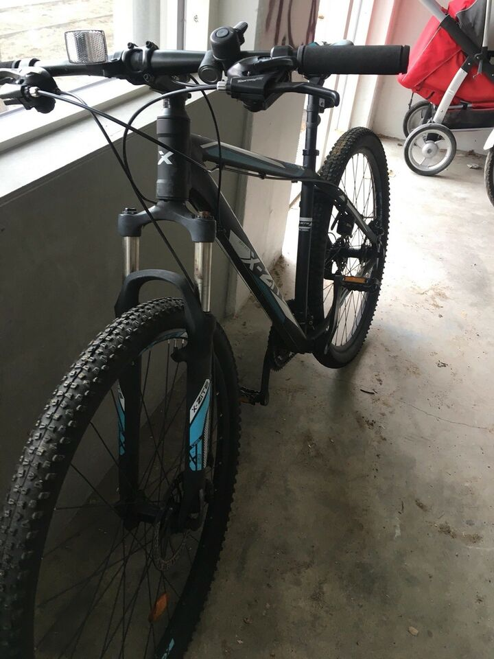X-zite 2720, hardtail, 27,5 tommer