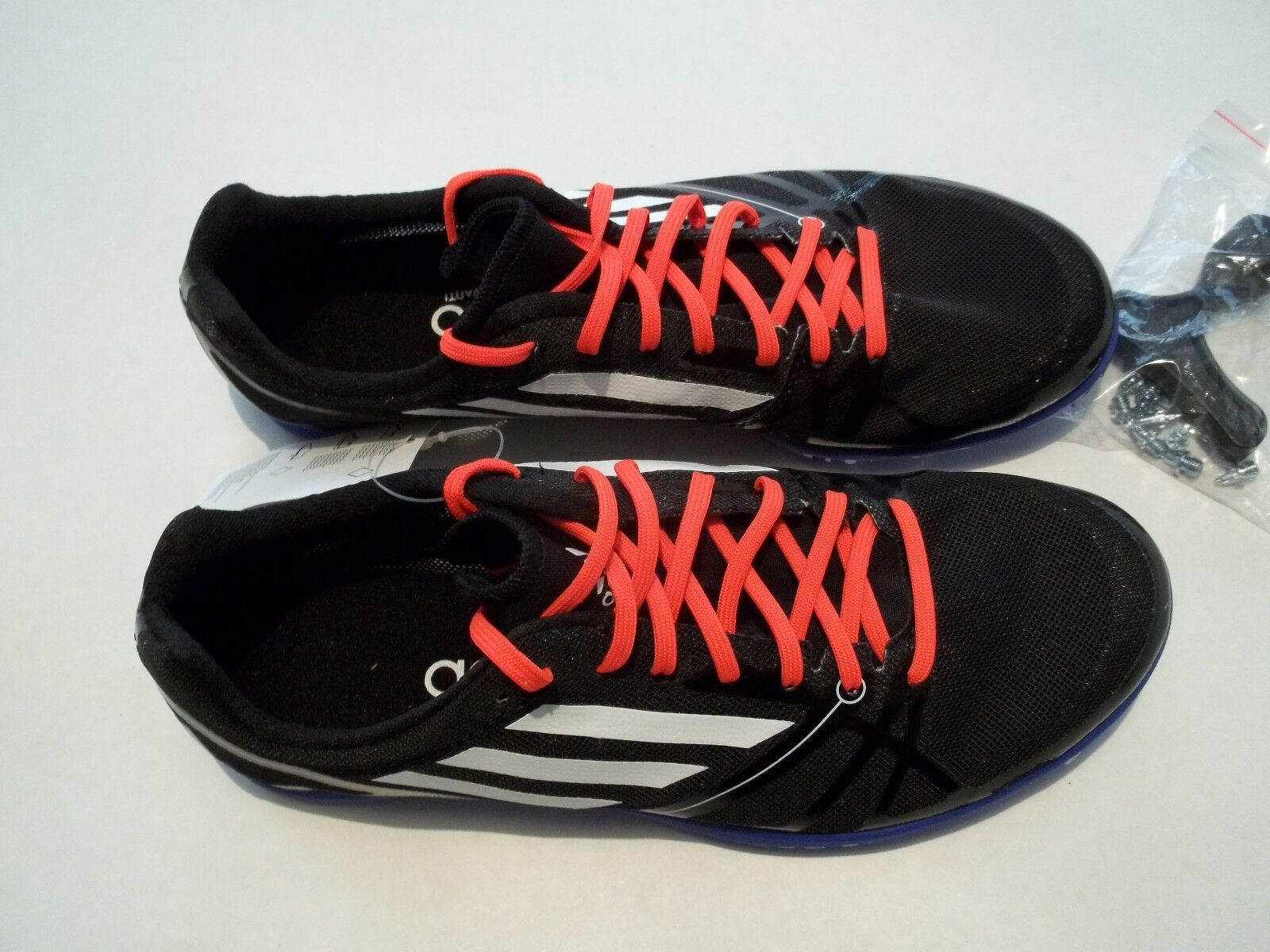 brand new c55bb b58f3 ... NWT Adidas Adizero Avanti 2 Men s Size 12 12 12 Track Shoes Spikes    Tool B23446 ...