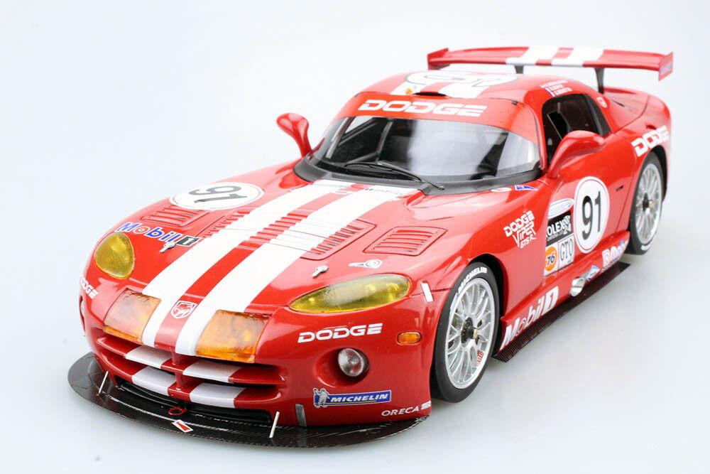 Top marques dodger viper gts-r oreca Daytona winner 2000 1 18