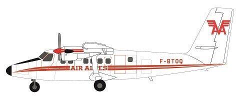F-rsin 1//144 DHC-6 TWIN-Otter AIR ALPES Nº 44121