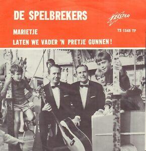 DE-SPELBREKERS-Marietje-1968-TELSTAR-VINYL-SINGLE-7-034