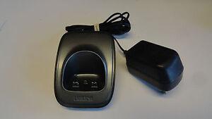 Uniden DCX16 b remote charger base w/PSU - D1660 D1680