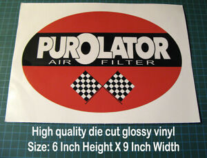 VINTAGE-STYLE-PUROLATOR-AIR-FILTER-VINYL-DECAL-STICKER-SCCA-CAR-RACING-NASCAR