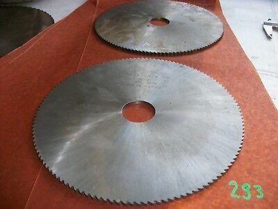 Metall- Kreissägeblatt  250 x 2,5 mm werkö 160 Zähne HSS Scheibenfräser