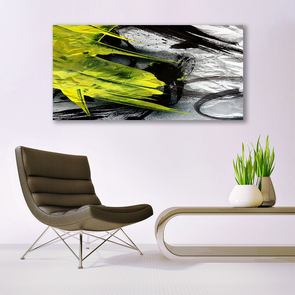 Print on Glass Wall art 140x70 Picture Image Abstract Art Art Art 44a299