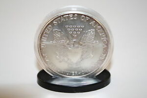 Coin-DISPLAY-STANDS-for-Silver-Eagle-Morgan-Peace-IKE-Dollar-Capsules-QTY-25