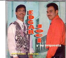 EDGAR JOEL Y SU ORQUESTA - CANTA ANTHONY COLON - CD