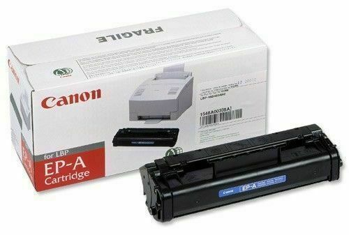 NEW Genuine Canon EP-A Black Laser Cartridge For LBP-460/465/660 FREE Post