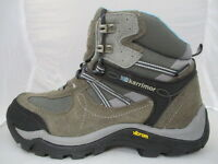 Karrimor Aspen Mid Top Walking Boots Uk 5 Us 6 Eur 38 Ref 722