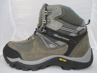 Karrimor Aspen Mid Top Walking Boots Uk 5 Us 6 Eur 38 Ref 722 Pr