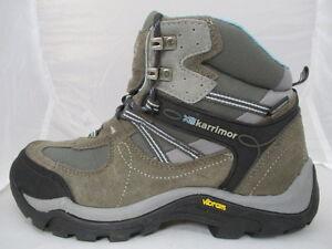 Karrimor Aspen Media Superior Caminar Botas Mujer UK 8 US 9 EU 42 Ref.4187 +
