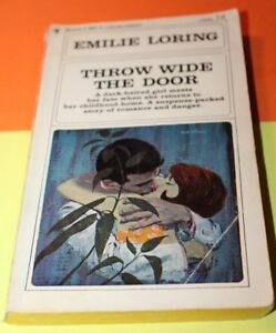 Throw-Wide-the-Door-By-Emilie-Loring-Bantam-Romance