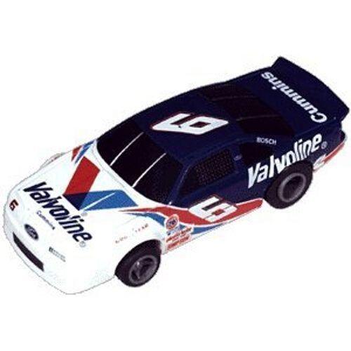 Life Like 9721 #6 Valvoline Ford HO Slot Car Mark Martin