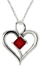 Sterling-Silver-0-75-tcw-5mm-Created-Ruby-Heart-Pendant