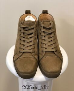 louboutin sneakers on ebay