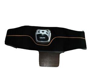 Beurer Em35 Ceinture de Musculation Abdominale Electro-Stimilation Noir Unisexe-