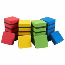 24 Pack Magnetic Whiteboard Eraser For Dry Erase Pens Amp Markers For School Kids