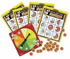 Learning Resources Pizza Fraction Bingo