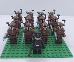 12x-Mandalorian-Trooper-Mini-Figures-LEGO-STAR-WARS-Compatible