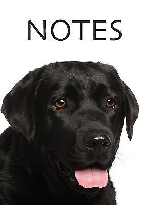 A5 Notebook Wirobind Ideal for Revision Notes Plans & Ideas Labrador & Retriever