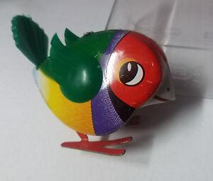Blechspielzeug Blechspielzeug Vogel