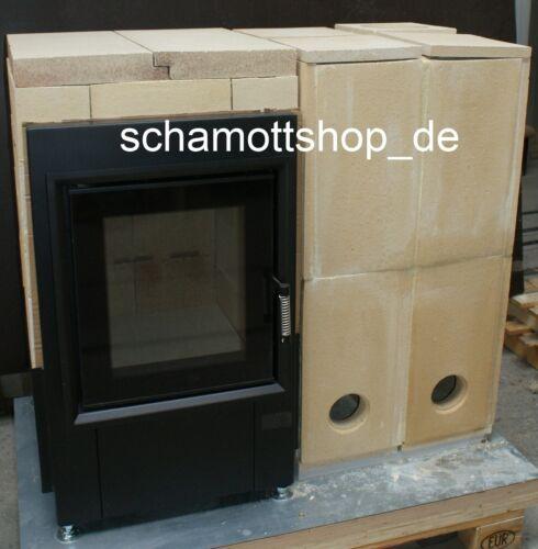 Bauanleitung Grundofen-Kachelofen-Heizkamin-Kaminofen