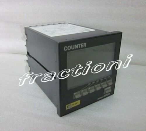 1-Year Warranty ! Omron Counter H7BX-A New In Box