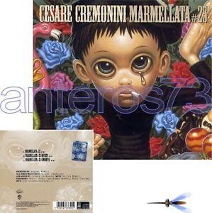 Cesare Cremonini Lunapop Marmellata 25 Cdsingolo Ebay
