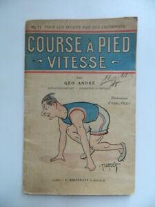 Tutti-I-SPORTS-Per-Delle-Champions-N-11-Corsa-Con-Piede-Velocita-Geo-Andre