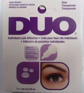 Image Is Loading Duo Eyelash Individual Adhesive Clear Color Lash Glue