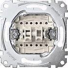 Merten Doppelwechselschalter-eins 1-pol.10ax 25 Meg3126-0000