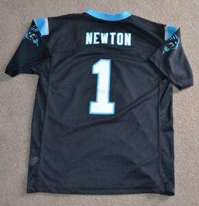 0790c4241 Image is loading Cam-Newton-Carolina-Panthers-NFL-Football-Jersey-YOUTH-
